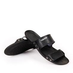 NOVO - 字母凉鞋
