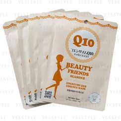 MITOMO - Beauty Friends Season II Essence Mask (Coenzyme Q10)