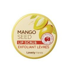 The Face Shop - Lovely ME:EX Mango Seed Lip Scrub (#01 Sugar)