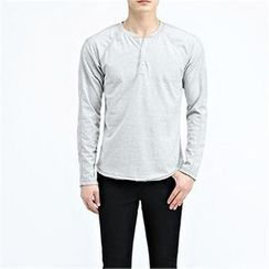 THE COVER - Raglan-Sleeve T-Shirt
