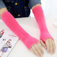 Coolgirl - Fingerless Long Gloves