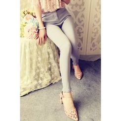 Cobblestone - Skinny Pants