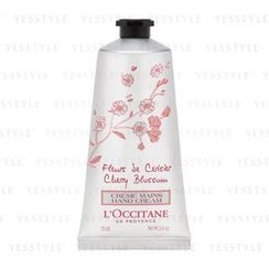 L'Occitane - Cherry Blossom Petal Soft Hand Cream