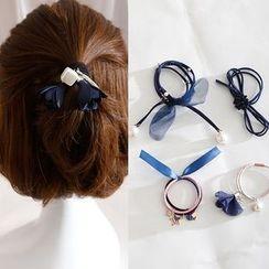 Miss Floral - Hair Tie Set