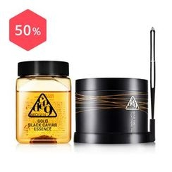 NEOGEN - Code9 Black Caviar Essence & Gold Tox Tightening Pack