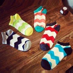 Azalea - Printed Socks