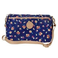 ans - Floral Shoulder Bag