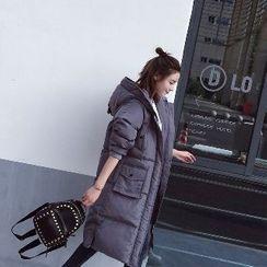 Romantica - Hooded Padded Coat