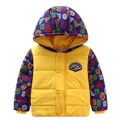 Endymion - Baby Print Padded Jacket