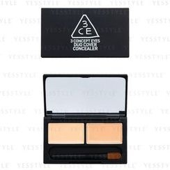 3 CONCEPT EYES - Duo Cover Concealer