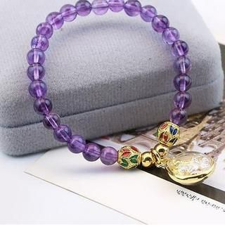 Love Generation - Buddha Amulet Beaded Bracelet
