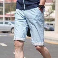 Evzen - Plain Shorts