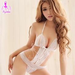 Ayoka - Lace Teddy