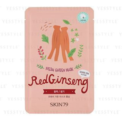 SKIN79 - Fresh Garden Mask (Red Ginseng)