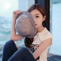 Cuteberry - Appliqué Bucket Hat