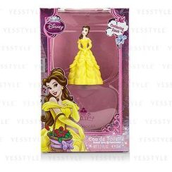 Air Val International - Disney Belle Eau De Toilette Spray (3D Rubber Edition)