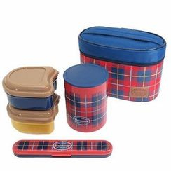 Skater - HARMONY Thermal Lunch Box Set
