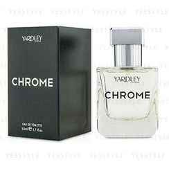 Yardley - Chrome Eau De Toilette Spray