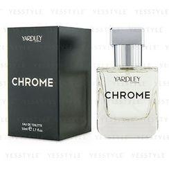 Yardley - Chrome Eau De Toilette Spray