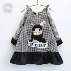 Spring Swallow - 童装刺绣连衣裙