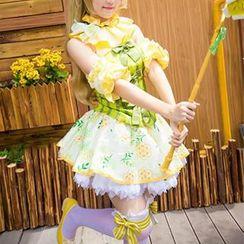 Coshome - LoveLive! Kotori Minami Cosplay Costume
