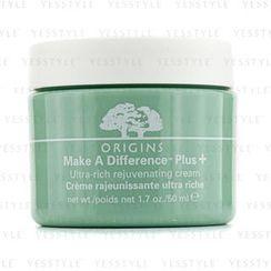 Origins - Make A Difference Plus+ Ultra-Rich Rejuvenating Cream