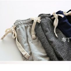 Bonbon - Drawstring Sweatpants