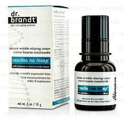 Dr. Brandt - Needles No More Instant Wrinkle Relaxing Cream