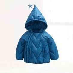 ciciibear - Kids Hooded Down Coat