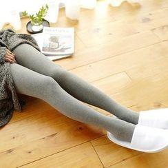 NECTARY - Ribbed Stirrup Leggings