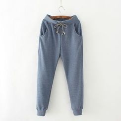 Lina Cota - Drawstring Sweatpants