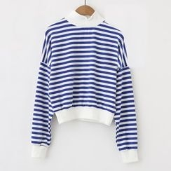 Meimei - Stripe Sweatshirt