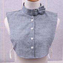 Giyomi - Striped Decorative Collar