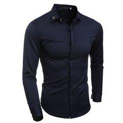 Hansel - Studded Long-Sleeve Shirt