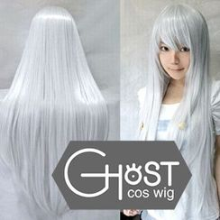 Ghost Cos Wigs - Long Full Wig - Straight