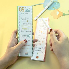 MissYou - Monthly Planner Sticky Note