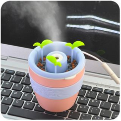 Momoi - Plant USB Mini Humidifier