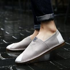 MARTUCCI - Canvas Slip-Ons