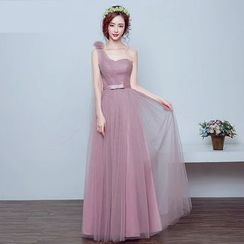 Nidine - Tulle Evening Gown