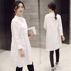 Romantica - Long-Sleeve Long Shirt