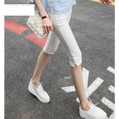 Jenny's Couture - Capri Skinny Pants