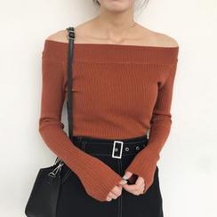 Dute - Boatneck Sweater