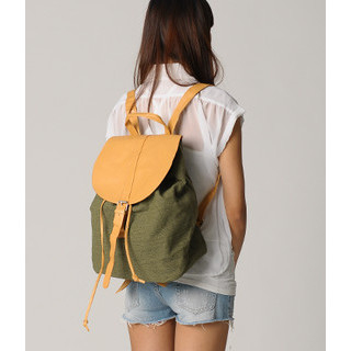 59 Seconds - Two-Tone Backpack