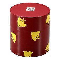 Hakoya - Hakoya Tea Caddy Red Bird