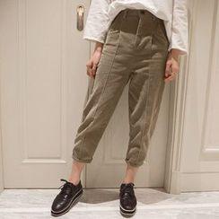 Wimi girls - Cropped Corduroy Pants
