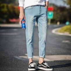 Arthur Look - Washed Jeans