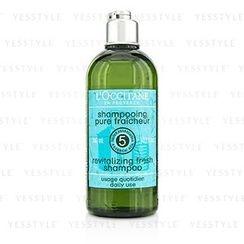 L'Occitane - Aromachologie Revitalizing Fresh Shampoo