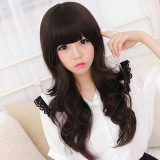 Wigs Asian style
