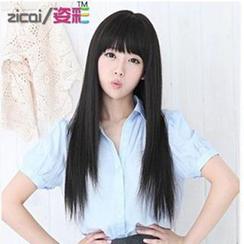 Aura Wigs - 長直假髮