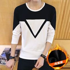 JORZ - Two-Tone Long-Sleeve T-Shirt